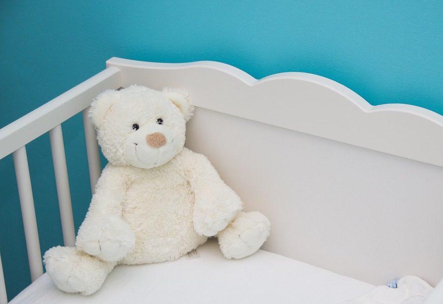 jak usypiać niemowlę