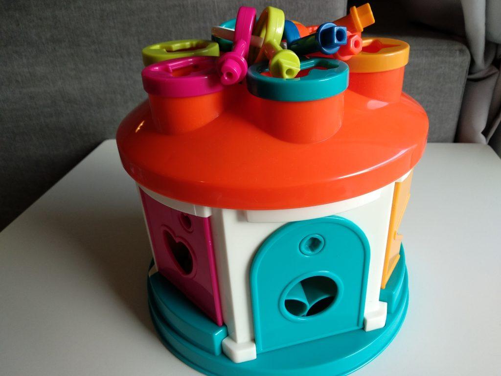 zabawki dla 15 i 16 miesięcznego dziecka