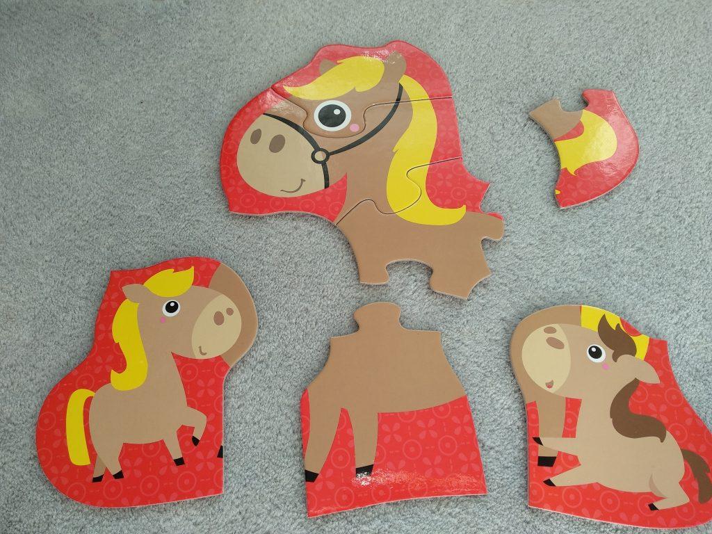 Najlepsze puzzle dla półtorarocznego dziecka