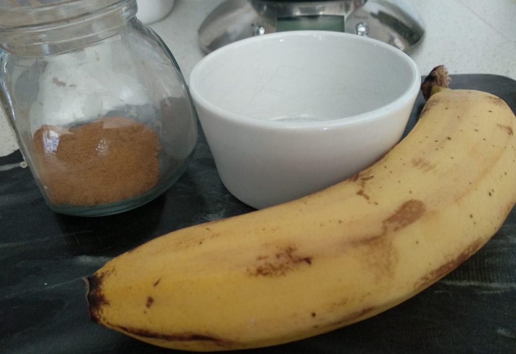 Jogurt bananowy z cynamonem cejlońskim dla niemowląt