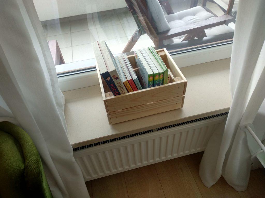 Sposoby na książki dla dzieci - jak je przechowywać