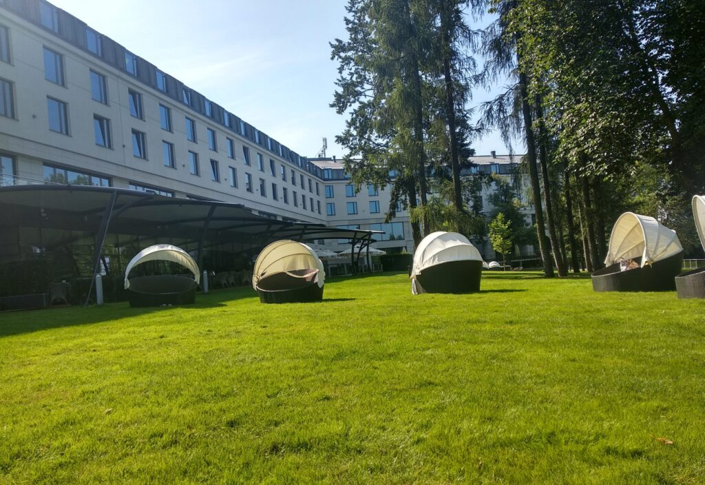 Hilton Wawer - Co robić z dzieckiem w Warszawie?