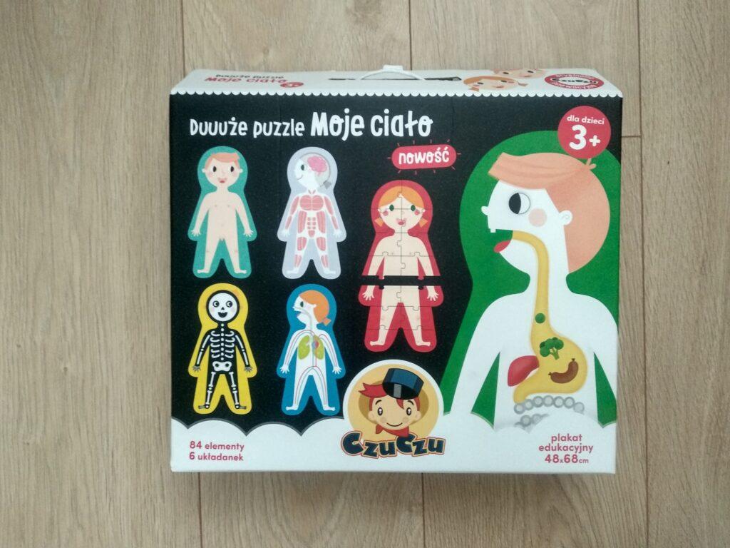 Najlepsze puzzle edukacyjne dla dwulatka