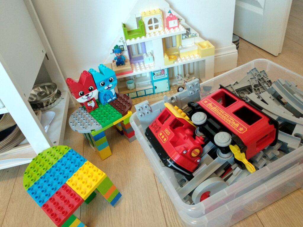 Najlepsza zabawka (prezent) dla dwulatka