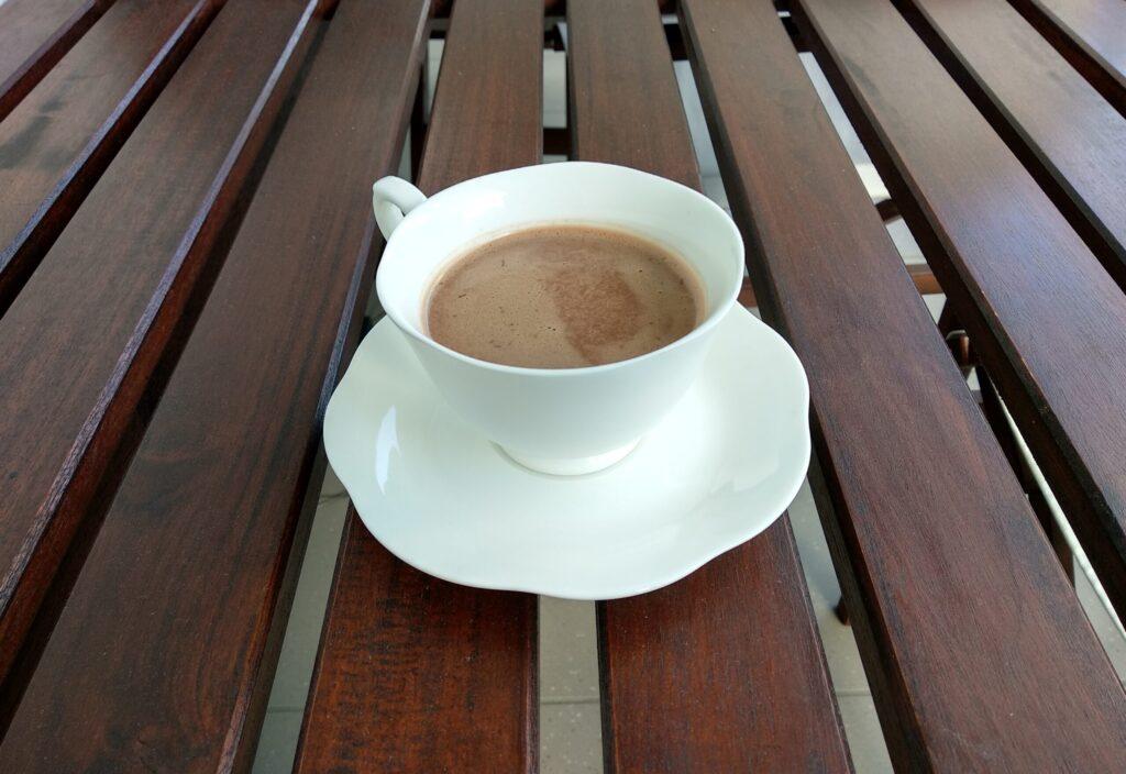 Gorąca czekolada przepis dla dzieci bez cukru i mleka