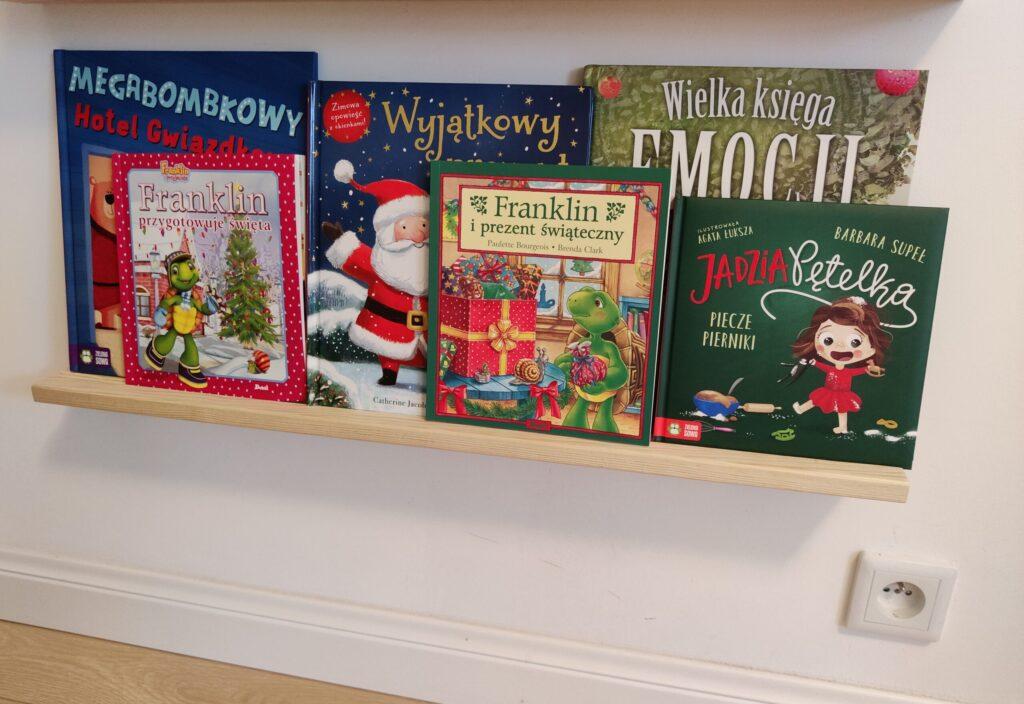 Najlepsze książki o świętach dla dwulatka i trzylatka