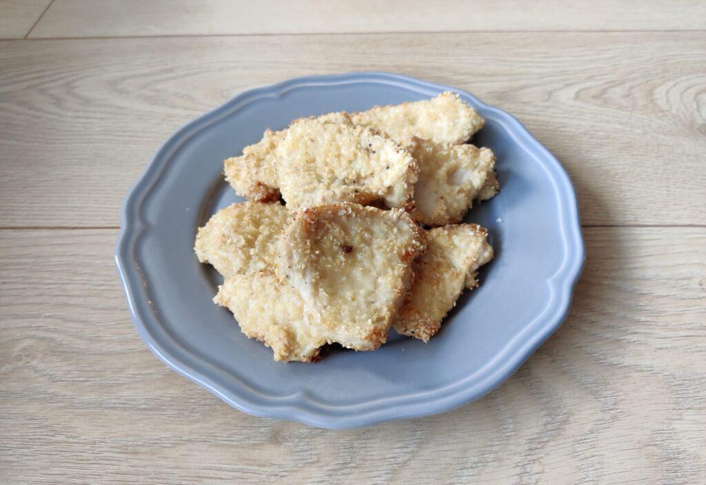 Kotlety dla dzieci czyli pierś z kurczaka z piekarnika