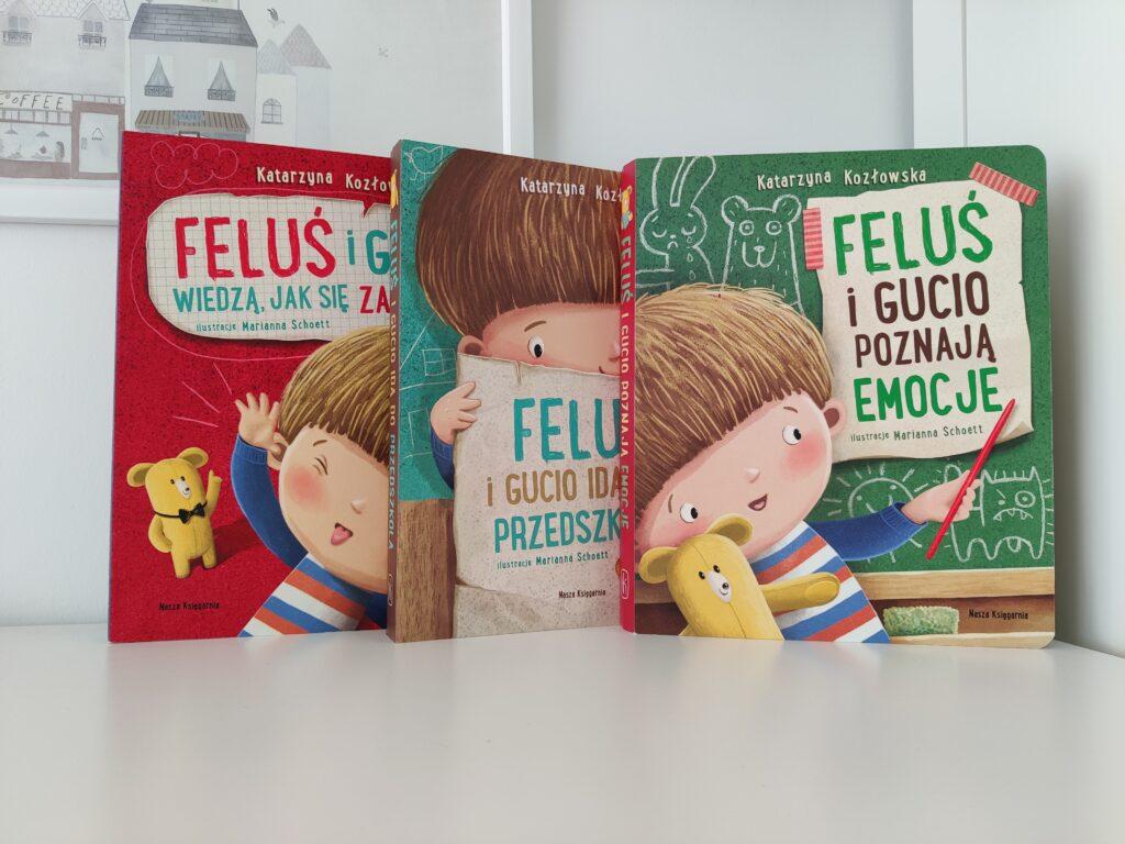 Najlepsze książki o przedszkolu dla dzieci